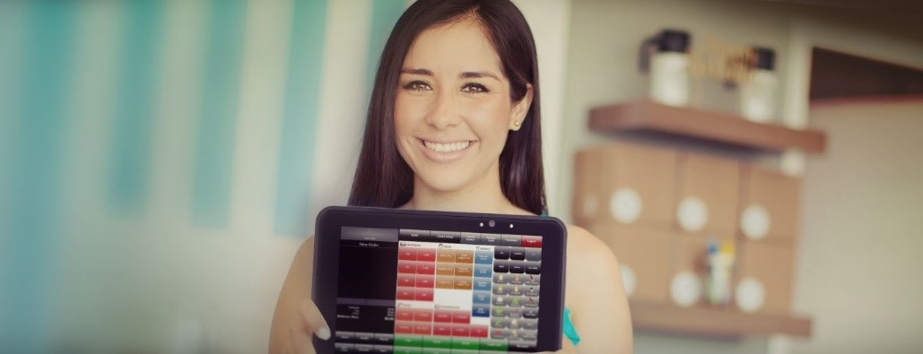 Touch Based Restaurant Pos System